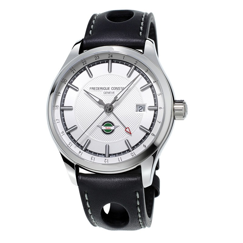 FC-350HS5B6 Frederique Constant Rally Healey GMT