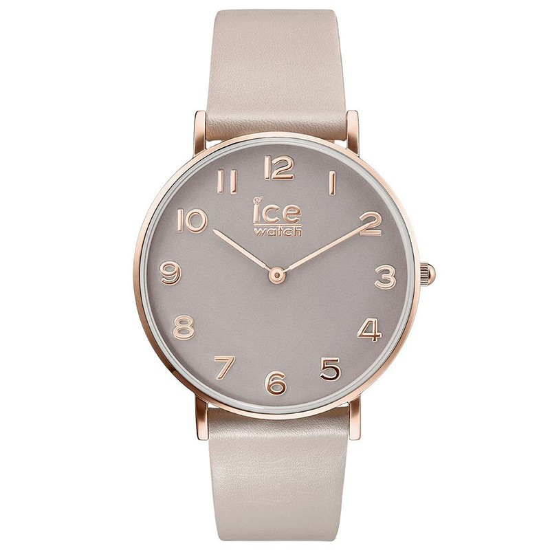 Zegarek Ice-Watch City Tanner Beige Rose Gold 001506