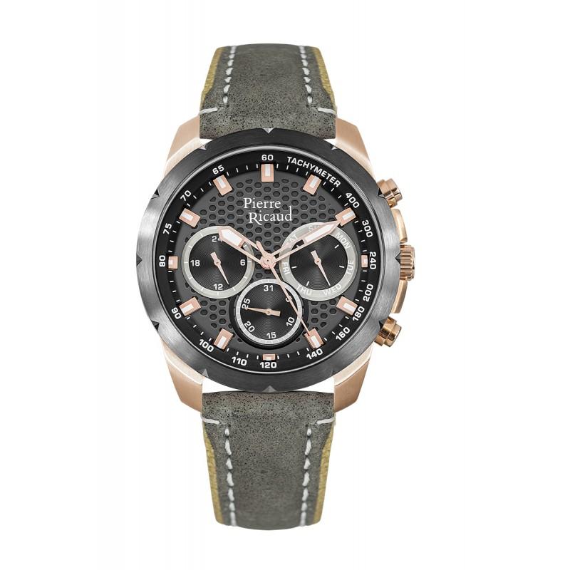 Zegarek męski Pierre Ricaud P97210.R216QF
