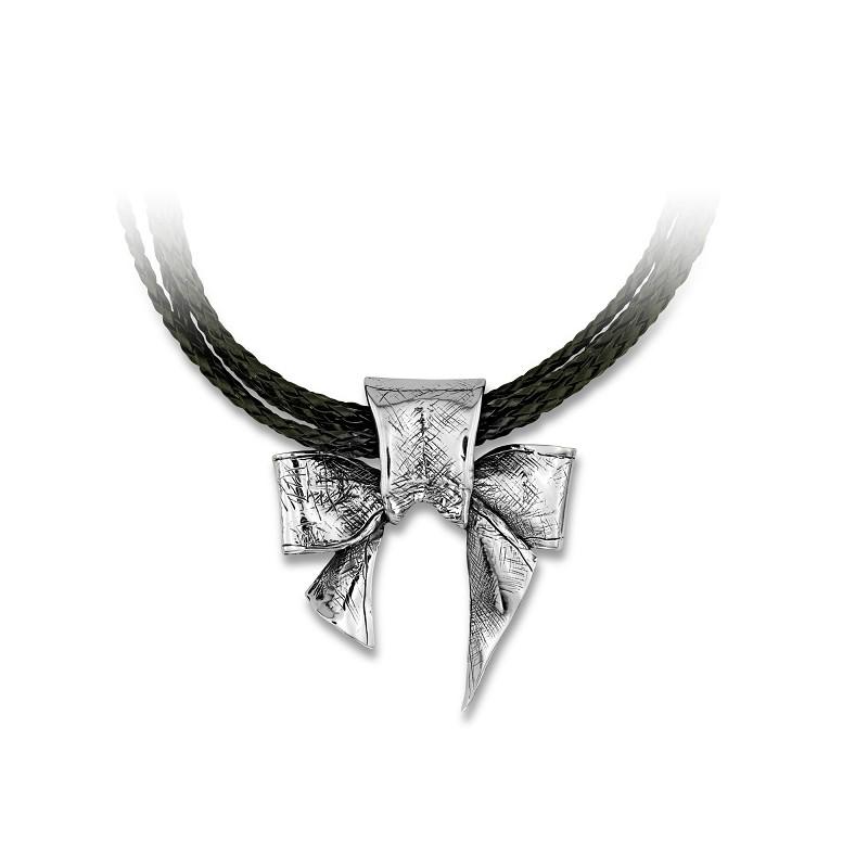 Naszyjnik srebrny IMPRES.ART HN01