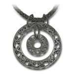 Wisior srebrny IMPRES.ART HN06
