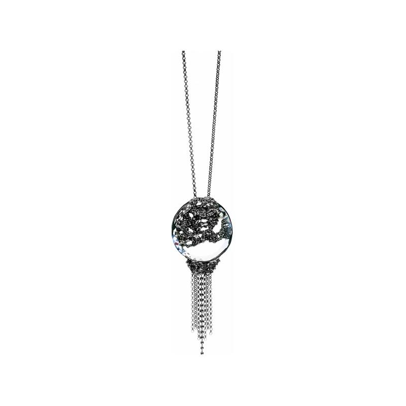 Naszyjnik srebrny N221