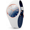 Zegarek Ice-Watch Ice Glam White Rose Gold 000978