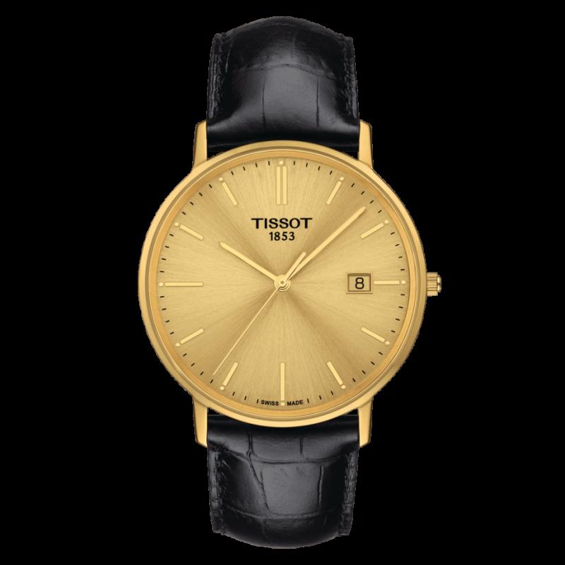 Zegarek męski Tissot Goldrun Shaphire 18 K  T922.410.16.021.00